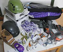 巣箱かけに必要な道具類